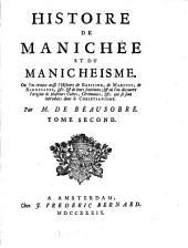 Histoire Critique De Manichée Et Du Manicheisme: Volume2