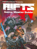 Rifts Game Master Guide Book