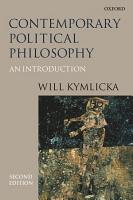 Contemporary Political Philosophy PDF