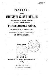 Trattato della amministrazione rurale