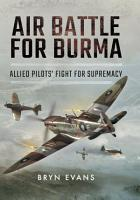 Air Battle for Burma PDF