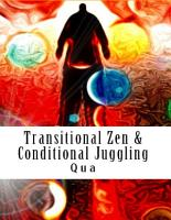 Transitional Zen   Conditional Juggling  Words Stand Tall PDF