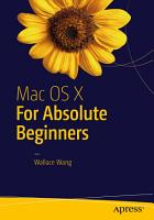 Mac OS X for Absolute Beginners PDF
