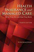 Health Insurance and Managed Care PDF