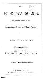 The Odd Fellow's Companion