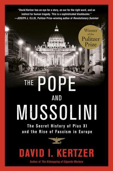 Download The Pope and Mussolini Book
