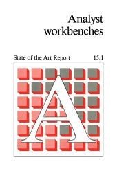 Analyst Workbenches: State of The Art Report