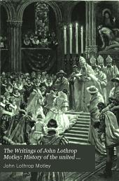 History of the united Netherlands ... (6 v.)