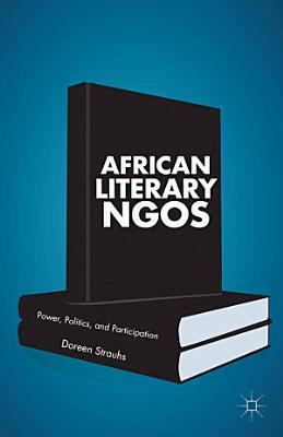 African Literary NGOs PDF