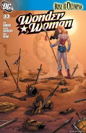 Wonder Woman (2006-) #33