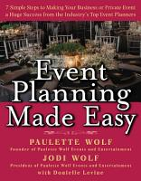 Event Planning Made Easy PDF