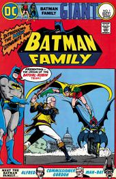 Batman Family (1975-) #1