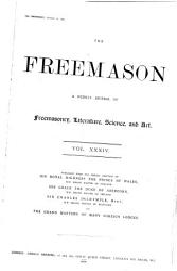 The Freemason And Masonic Illustrated A Weekly Record Of Progress In Freemasonry Book PDF