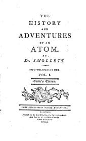 The History And Adventures Of An Atom: Volume 1
