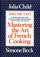 Mastering the Art of French Cooking PDF