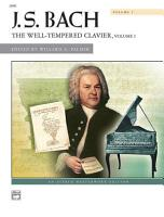 The Well Tempered Clavier  Volume I PDF