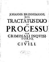 Tractatus iuridicus de inquisitionis processu