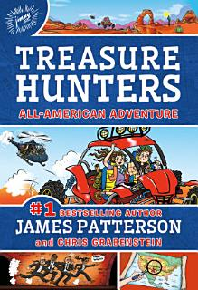 Treasure Hunters  All American Adventure Book