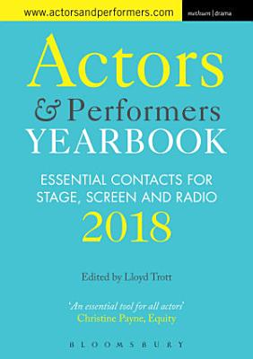 Actors and Performers Yearbook 2018 PDF