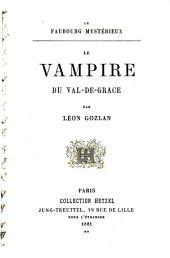 Le vampire du Val-de-Grace