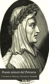 Poesie minori del Petrarca: Eclogarvm tomvs vnicvs