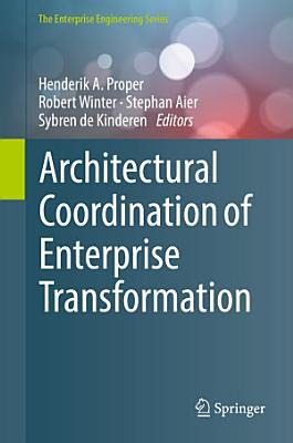 Architectural Coordination of Enterprise Transformation PDF