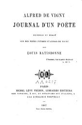 Journal d'un poëte