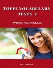 Toefl Vocabulary Tests 1