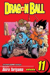 Dragon Ball, Vol. 11: The Eyes of Tenshinhan
