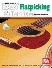 Easy Flatpicking Guitar Solos