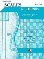 Scales for Strings, Bk 2: Teacher's Manual