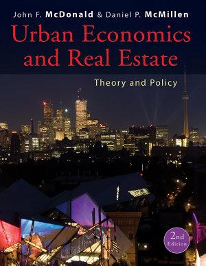 Urban Economics and Real Estate PDF