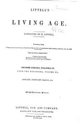 The Living Age ...: Volume 40