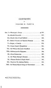 Retrospective Review: And Historical and Antiquarian Magazine, Volume 2