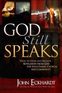 God Still Speaks Book