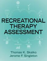 Recreational Therapy Assessment PDF