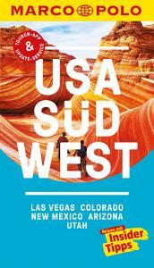 MARCO POLO Reisef  hrer USA S  dwest  Las Vegas  Colorado  New Mexico  Arizona PDF