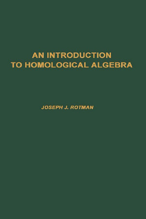 Introduction to Homological Algebra, 85