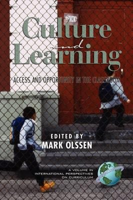 Culture and Learning PDF
