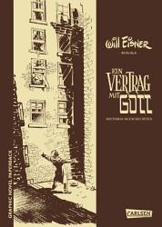 Graphic Novel Paperback  Ein Vertrag mit Gott PDF