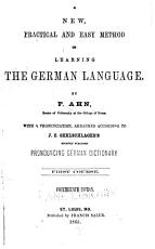 A New  practical and easy method of learning the German language PDF
