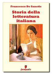 Storia della letteratura italiana - Edizione integrale