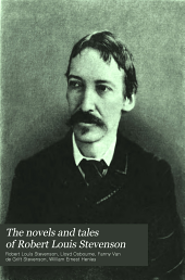 The Novels and Tales of Robert Louis Stevenson: Letters to his family and friedns