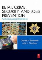 Retail Crime  Security  and Loss Prevention PDF