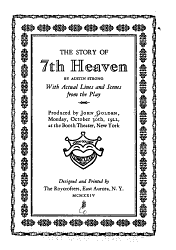 The Story Of 7th Heaven Book PDF