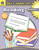 Daily Warm Ups  Reading Grade 8 PDF