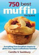 Download 750 Best Muffin Recipes Book