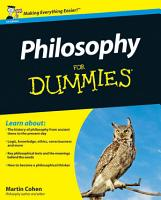 Philosophy For Dummies PDF