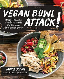 Vegan Bowl Attack  Book