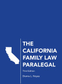 The California Family Law Paralegal PDF